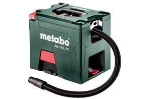 Metabo AS 18 L PC Аккумуляторный пылесос, 602021850