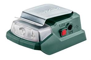 Metabo PowerMaxx PA 12 LED-USB Аккумуляторный адаптер питания, 600298000