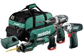 Metabo Combo Set 3.2 10.8 V Комплекты аккумуляторных инструментов, 685057000