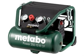 Metabo Power 250-10 W OF компрессор безмасляный, 601544000