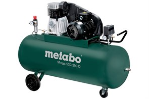 Metabo Mega 520-200 D Компрессор Mega, 601541000