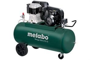 Metabo Mega 650-270 D Компрессор Mega, 601543000