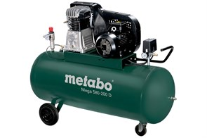 Metabo Mega 580-200 D Компрессор Mega, 601588000