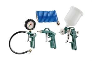 Metabo LPZ 4 Set Наборы пневматических инструментов, 601585000