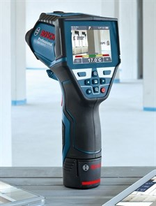 Термодетектор BOSCH GIS 1000C (картонная коробка), 0601083300