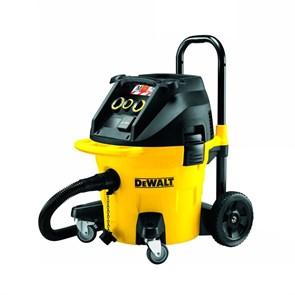 DeWALT DWV902L-QS Промышленный пылесос для сухой/влажной уборки класса L