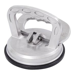 Съемник стекол вакуумный, металлический, одинарный, 120 мм, до 50 кг МАСТАК 107-01050