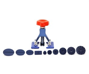 Минилифтер для ремонта вмятин без покраски, 11 предметов МАСТАК 118-10011