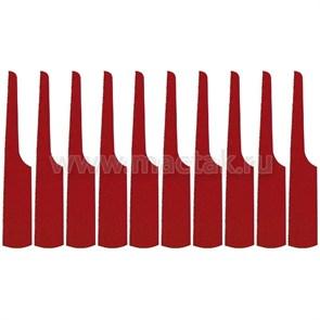 Комплект сменных пилок для лобзиков, 32 зуба, Bi-metal, 10 шт MIGHTY SEVEN QD-932
