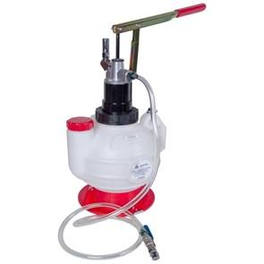 Набор для ручной замены масла в АКПП, кейс, 9 предметов МАСТАК 104-30009C