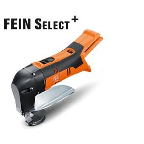 Аккумуляторные листовые ножницы для толщины материала до 1,6мм, ABLS 18 1.6 E Select