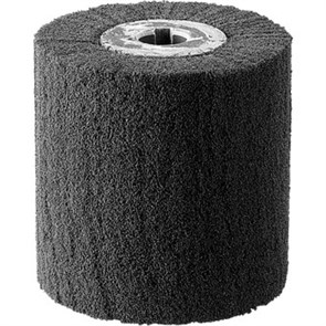 Ламельный матерчатый валик Fein зерно 180, 100 х 100 мм
