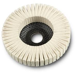 Войлочный веерный диск