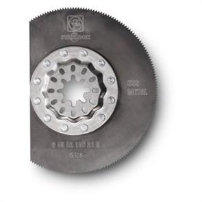 Пильный диск сегментированный Fein HSS до 1 мм