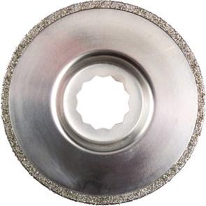 Алмазное пильное полотно Fein, рез 1,2 мм, 80 мм, 5 шт