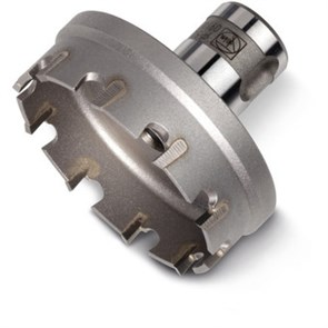 Коронка Fein с твердосплавными напайками и хвостовиком QuickIN-PLUS, 51 мм