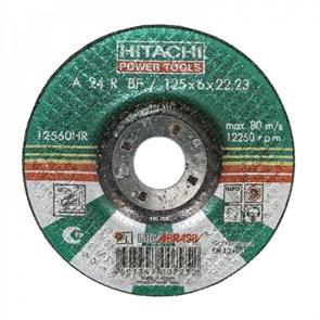 Круг зачистной HITACHI по металлу, 115х6х22 14А 27, 11560HR