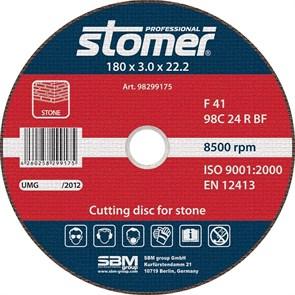 Диск отрезной Stomer CS-180