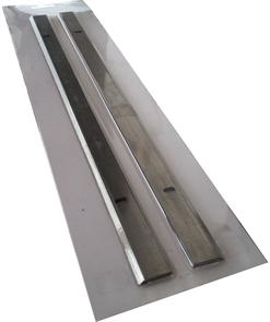 Строгальный нож HSS18% 319x18x3 (2 шт.) для JWP-12