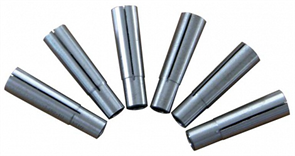 (JMD-1)Набор цанг МK-2  3, 4, 5, 6, 8, 10 мм