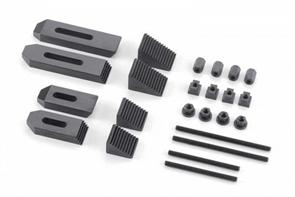 Комплект прихватов для 8 мм Т-образного паза
