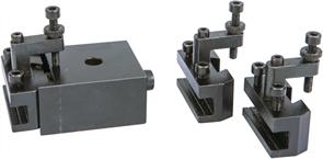 Быстросъемный резцедержатель с 3-мя блоками (BD-7)
