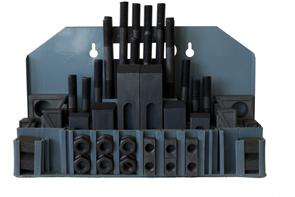Комплект прихватов для 16 мм Т-образного паза
