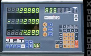 Дисплей цифровой индикации по трем осям