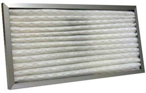 Наружный электростатический запасной фильтр (AFS 500/1000)