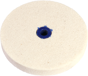 Круг для точила 150x20x12,7 мм, 40G, белый