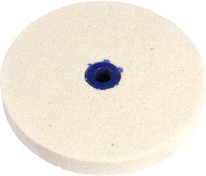 Круг для точила 250x25x25,4 мм, 40G, белый