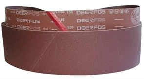 Шлифовальная лента 100 х 1220 мм 80G (для JBSM-100)