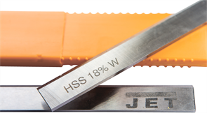 Строгальный нож HSS 18%W (аналог Р18) 332x19x3мм (1 шт.) для JPM-13