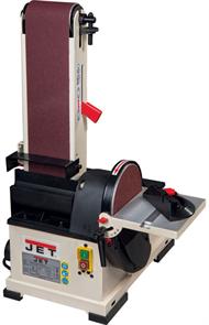 Тарельчато-ленточный шлифовальный станок JET JSG-64 230В