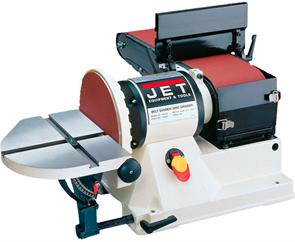Тарельчато-ленточный шлифовальный станок JET JSG-96 230В