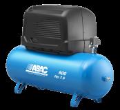ABAC S B6000/500 FT7.5 масляный компрессор с ременным приводом