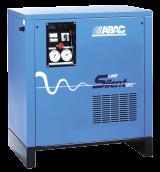 ABAC B7000/LN/T10 масляный компрессор с ременным приводом