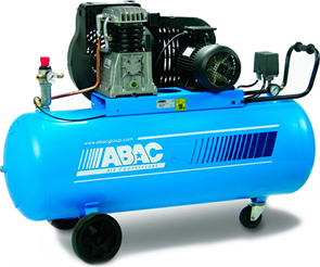 ABAC B5900B/100 CT5,5  компрессор маcляный с ременным приводом