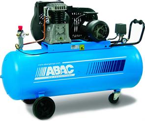 ABAC B5900B/200 CT5,5 компрессор маcляный с ременным приводом