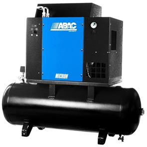 Компрессор винтовой ABAC MICRON.E 11 - 500