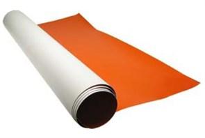 Пленка отражательная оранжевая (тонкая) 600х1200mm
