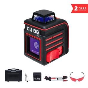 Лазерный уровень ADA CUBE 360 ULTIMATE EDITION