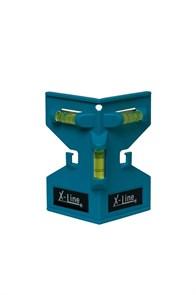 Уровень строительный X-Line 3D-Axis