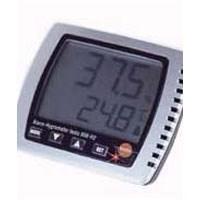 Гигрометр Testo 608-Н1 для измерения влажности в диапазоне +10…+95% ОВ при температуре -20…+50oС, с расчетом точки росы