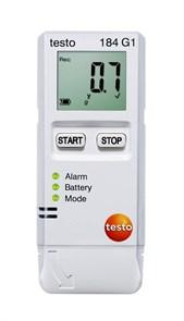 testo 184 G1 - Логгер данных вибрации, влажности и температуры для мониторинга при транспортировке