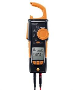 Клещи токовые с функцией измерения истинного СКЗ Testo 770-2