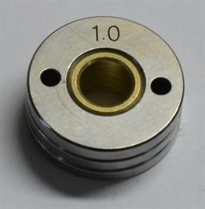 Ролик подающий под сталь (30-10-12) 0.8/1.0 для PRO MIG/MMA 400F / 500F