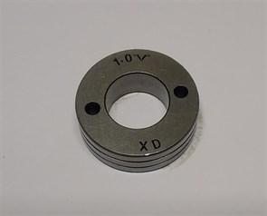 Ролик подающий под сталь (37-19-12) 0,8/1.0 для PULSE PMIG-350/500