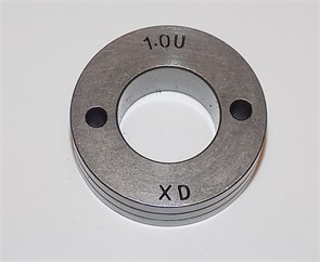 Ролик подающий под алюминий (37-19-12) 0,8/1.0 для PULSE PMIG-350/500