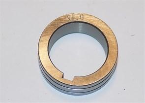 Ролик подающий под сталь (35-25-10) 0.8/1.0 для TOP MIG-250CT/315CTT